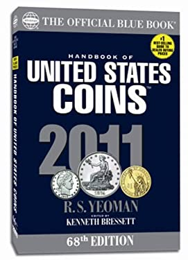 Handbook of United States Coins: The Official Blue Book 9780794831462