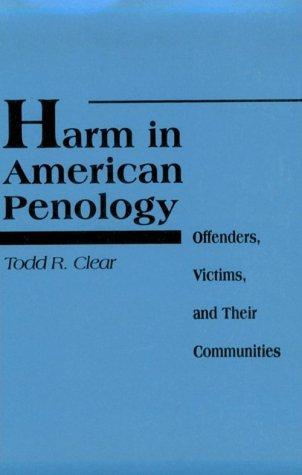 Harm in American Penology 9780791421741