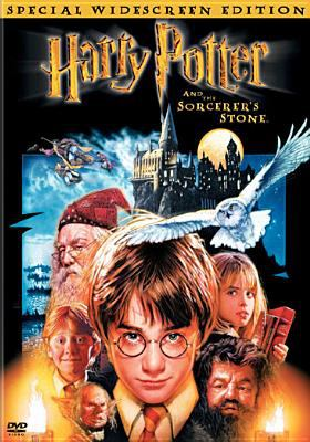 Harry Potter and the Sorcerer's Stone Video: DVD Widescreen Format