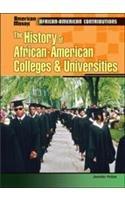 Hist O/Afr-Am Colleges & Univ (Am Mos) 9780791072691