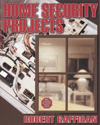 Home Security Projects 9780790611136