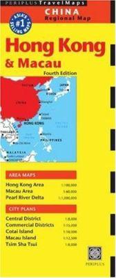 Hong Kong & Macau: China Regional Map 9780794603625