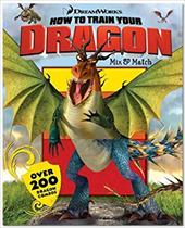 How to Train Your Dragon Mix & Match 3190919