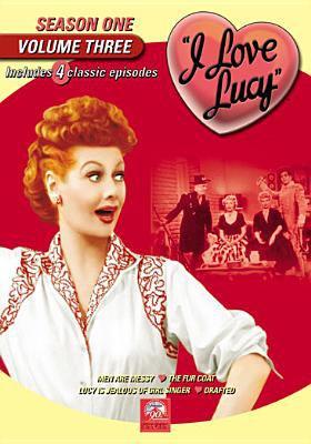 I Love Lucy: Season One, Vol. 3 9780792184300