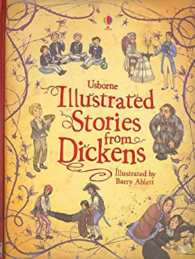 Usborne Illustrated Stories from Dickens 9780794526283