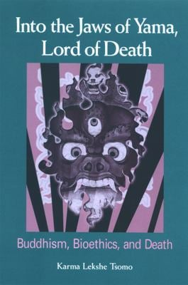 Into the Jaws of Yama, Lord of Death: Buddhism, Bioethics, and Death 9780791468326