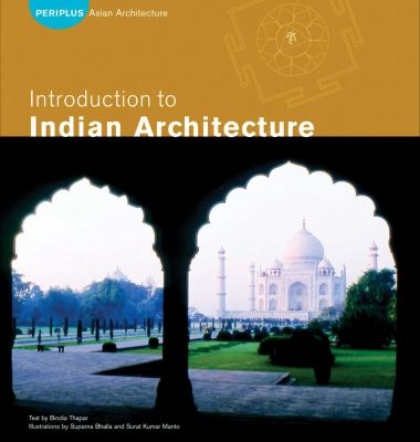 Introduction to Indian Architecture 9780794600112