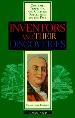 Inventors & Their Discoveries 9780791051634