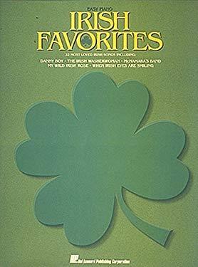 Irish Favorites: Easy Piano 9780793521777