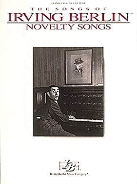 Irving Berlin - Novelty Songs 9780793503810