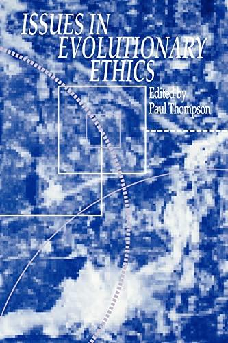 Issues Evolut Ethics 9780791420287