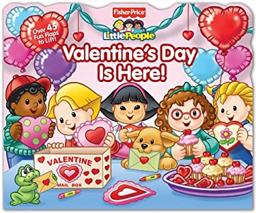 Fisher Price Valentine's Day Is Here! 9780794427313
