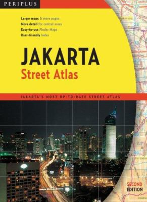 Jakarta Street Atlas 9780794600853