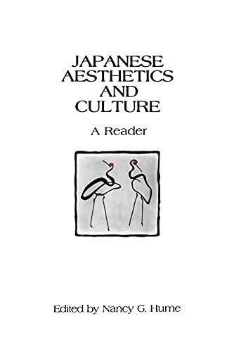 Japanese; Aesthetics and Culture: A Reader