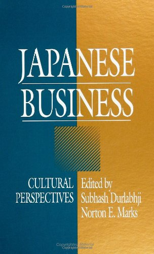 Japanese Business 9780791412527