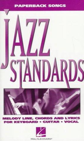 Jazz Standards 9780793588725