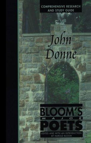 John Donne 9780791051160