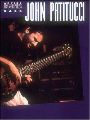 John Patitucci 9780793507634