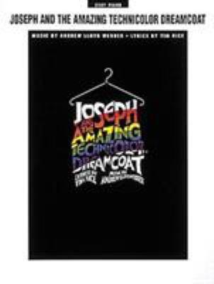 Joseph and the Amazing Technicolor Dreamcoat 9780793519576
