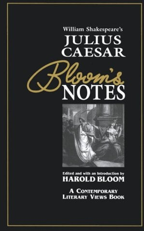 Julius Caesar (Bloom's Notes) 9780791036556