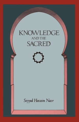 Knowledge and the Sacred 9780791401774
