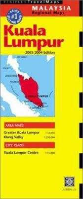Kuala Lumpur Travel Map 2nd Edition 9780794600204