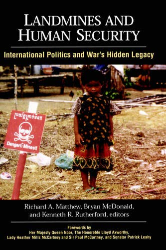 Landmines and Human Security: International Politics and War's Hidden Legacy 9780791463093