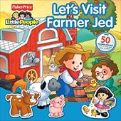 Let's Visit Farmer Jed [With Sticker(s)] 3190856