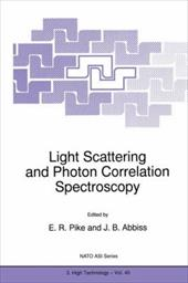 Light Scattering and Photon Correlation Spectroscopy 3169537