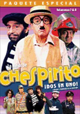 Lo Mejor de Chespirito Volumes 7 & 8