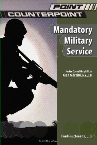 Mandatory Military Service 9780791079195