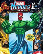 Marvel Heroes Mix & Match 3190696