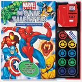 Marvel Heroes Movie Theater Storybook [With Movie Projector and 10 Movie Disks] 3190665