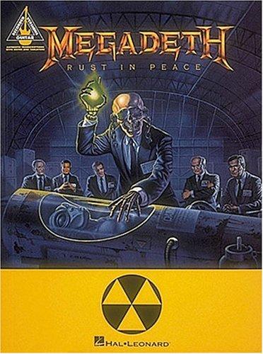 Megadeth - Rust in Peace 9780793536658