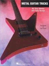 Metal Guitar Tricks [With CD (Audio)]