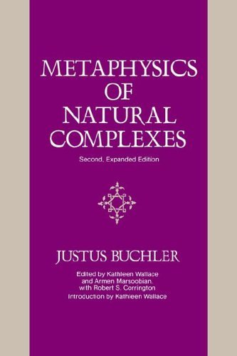 Metaphysics of Natural Complexes 9780791401835