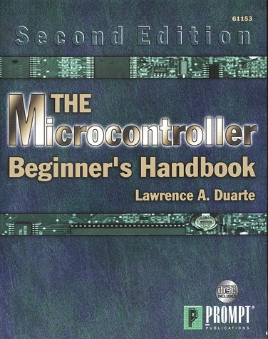 Microcontroller Handbook, 2e [With CDROM] 9780790611532