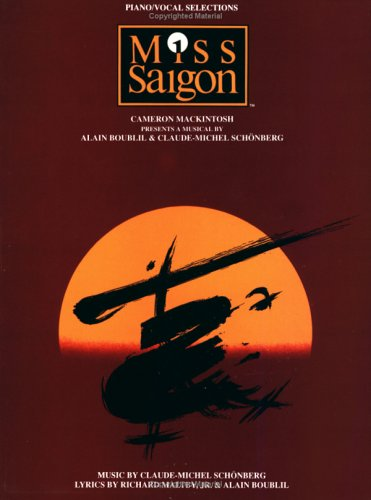 Miss Saigon 9780793500178
