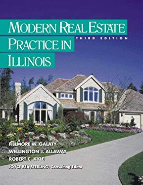 Modern Real Estate Practice in Illinois 9780793133079