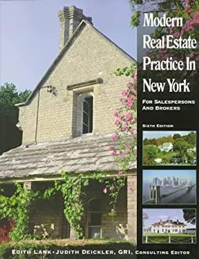 Modern Real Estate Practice in New York 9780793124145