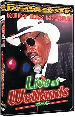 Moore R R-Live at Wetlands