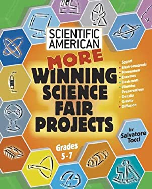 More Winning Science Fair Projects 9780791090572