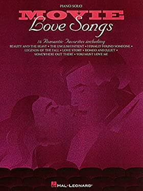 Movie Love Songs 9780793592715