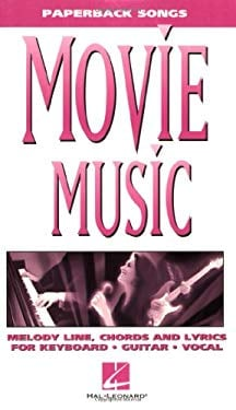 Movie Music - Paperback Songs Series 9780793588701