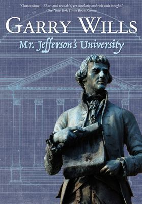 Mr. Jefferson's University 9780792255604