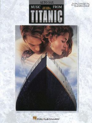 Music from Titanic: Alto Sax