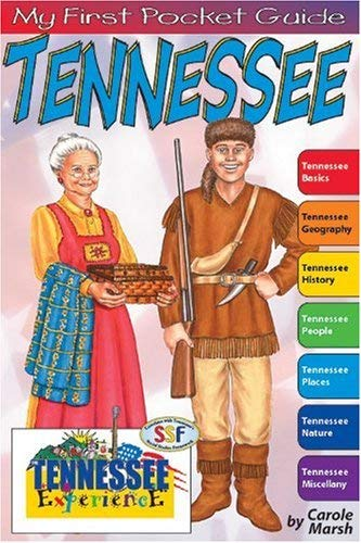 My First Pocket Guide about Tennessee 9780793399284
