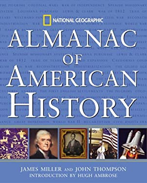 National Geographic Almanac of American History 9780792283683