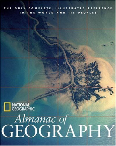 National Geographic Almanac of Geography 9780792238775