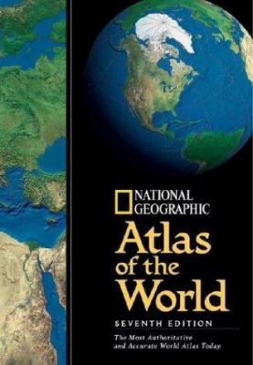 National Geographic Atlas of the World: 7th Edition 9780792275282